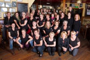 Het Vrouwen Biergilde Bakker